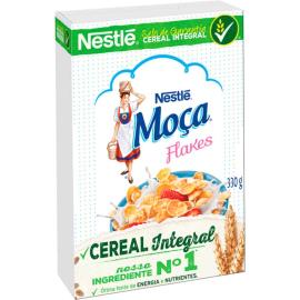 Cereal Matinal MOÇA Flakes 330g