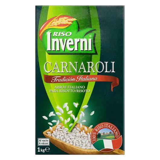 Arroz Carnaroli Tipo 1 Riso Inverni Caixa 1kg - Imagem em destaque