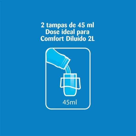 Amaciante Diluído Comfort  Classic 2 L - Imagem em destaque