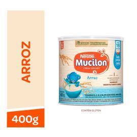 NESTLÉ Mucilon Arroz Cereal Infantil Lata 400g
