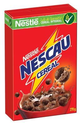 NESTLÉ NESCAU Cereal Matinal Caixa 270g