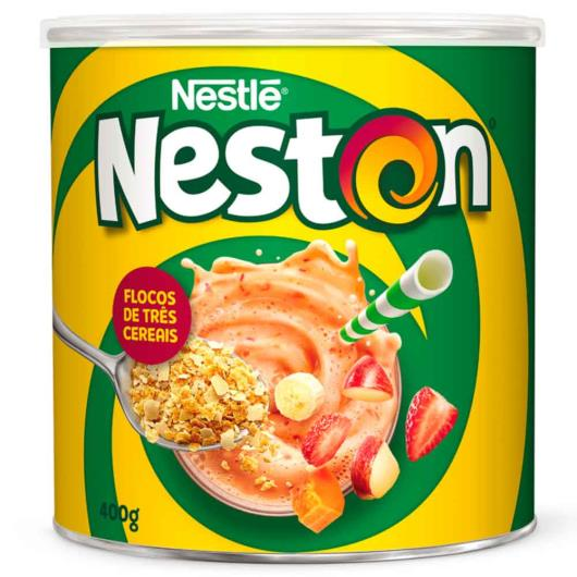 Cereal Infantil NESTON 3 Cereais 400g - Imagem em destaque