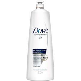 Creme para pentear Dove reconstrução completa 200ml