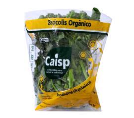 Brócolis orgânico Caisp
