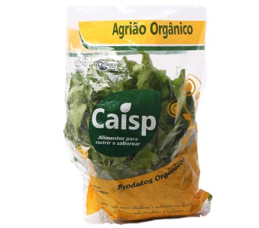 Agrião Caisp Orgânico - Imagem em destaque