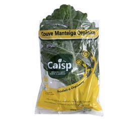 Couve manteiga orgânico Caisp