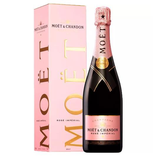 Champagne brut imperial rose Moet&Chandon 750 ml - Imagem em destaque
