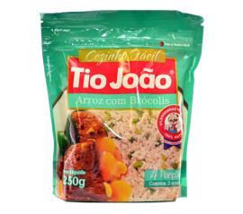 Arroz Tio João cozinha fácil Brocolis 250g