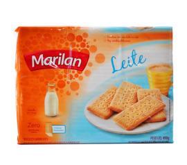 Biscoito leite Marilan 400g