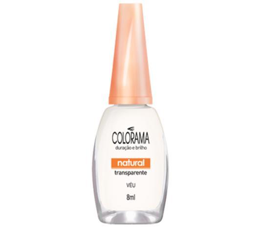 Esmalte Colorama natural véu 8ml - Imagem em destaque