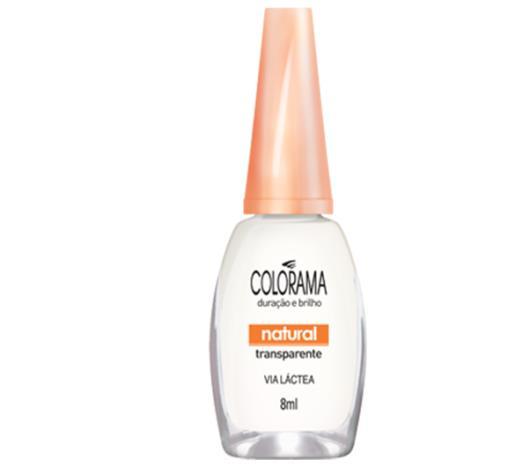 Esmalte Colorama natural via láctea 8ml - Imagem em destaque