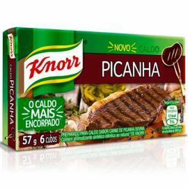 Caldo Knorr Picanha 6 cubos 57g