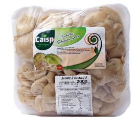 Cogumelo tipo shim.branco in na Caisp 200 g