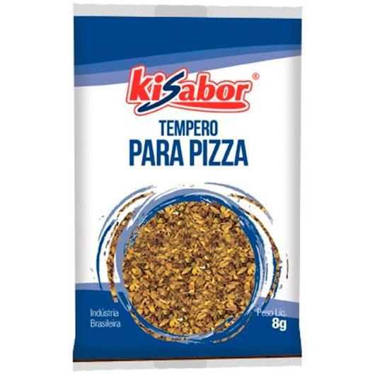 Tempero Kisabor para pizza 8g - Imagem em destaque