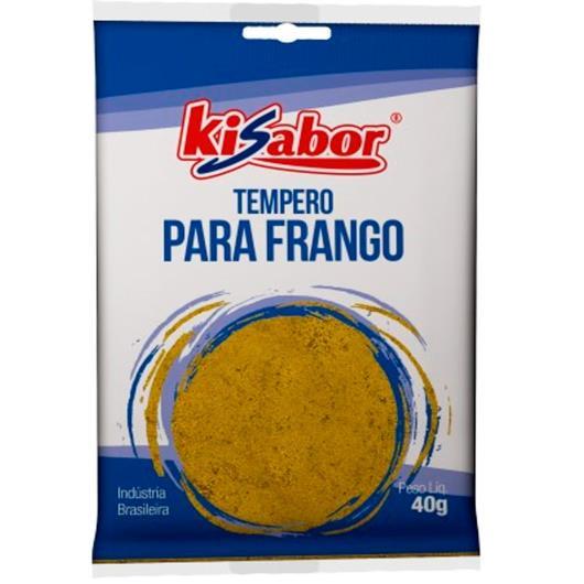 Tempero Kisabor para frango 40g - Imagem em destaque