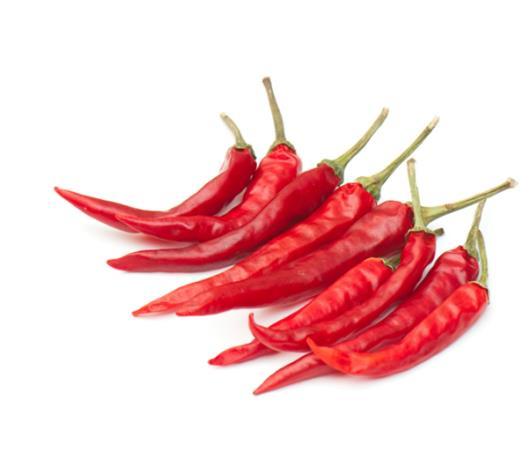 Pimenta ardida 250g - Imagem em destaque