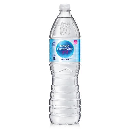 Água mineral Nestlé Pureza Vital sem Gás 1,5L - Imagem em destaque