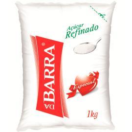 Açúcar Da Barra refinado 1kg