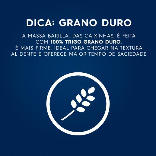 Macarrão Grano Duro Mini Fusilli Barilla 500g - Imagem em destaque