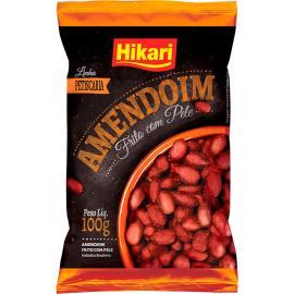 Amendoim frito salgado Hikari 100g
