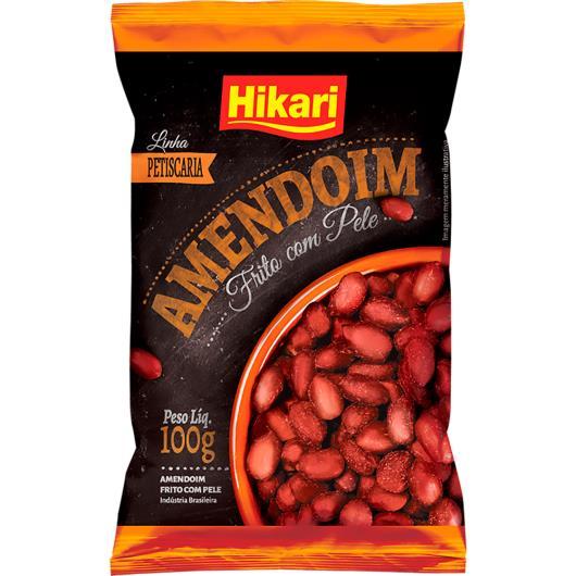 Amendoim frito salgado Hikari 100g - Imagem em destaque