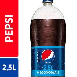 REFRIGERANTE PEPSI  2,5 L GARRAFA