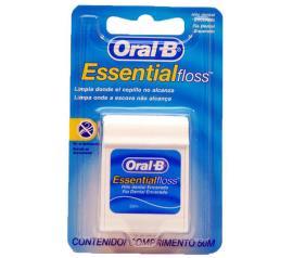 Fio dental encerado Oral-B 50m