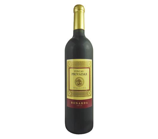 Vinho Argentino Fincas Privadas Bonarda 750ml - Imagem em destaque