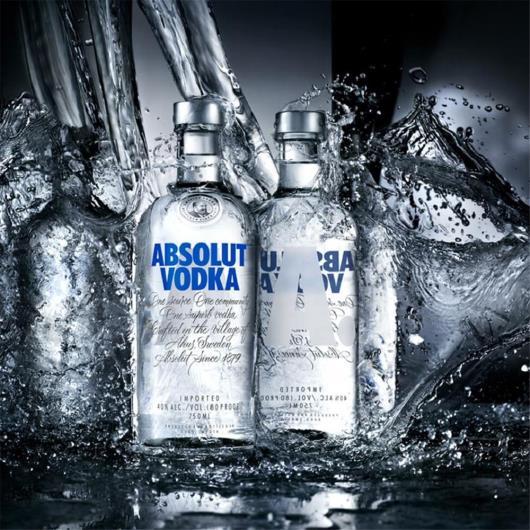 Vodka Absolut 750ml - Imagem em destaque