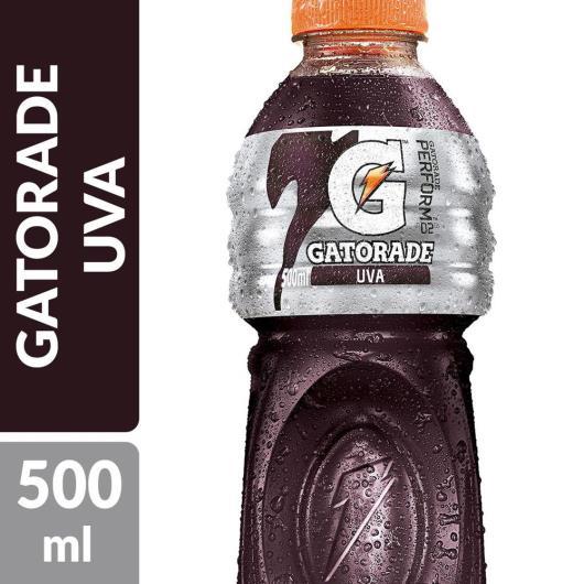 Isotônico Gatorade de uva pet 500ml - Imagem em destaque