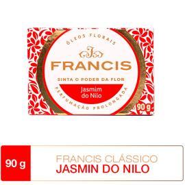 Sabonete Francis Jasmim do Nilo vermelho 90g