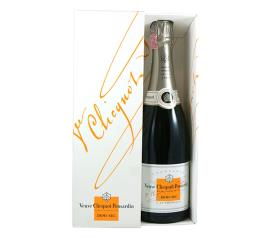 Champagne Francês Veuve Clicquot Demi-Sec 750ml