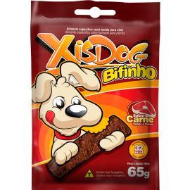 Bifinho Xis Dog sabor carne 65g