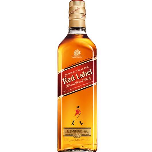 Whisky Johnnie Walker Red Label 1L - Imagem em destaque