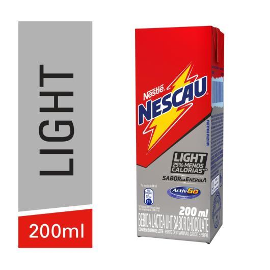 Bebida Láctea NESCAU Prontinho Light 200ml - Imagem em destaque