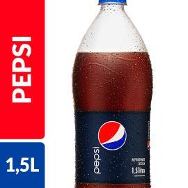 REFRIGERANTE PEPSI  1,5 L GARRAFA