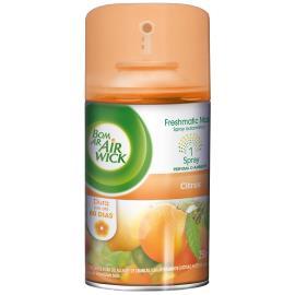 Odorizador Bom Ar Fresh Matic Citrus Refil 250 ml