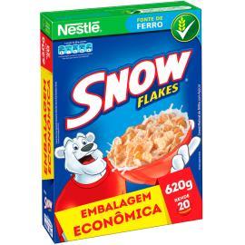 NESTLÉ SNOW FLAKES Cereal Matinal Caixa 620g