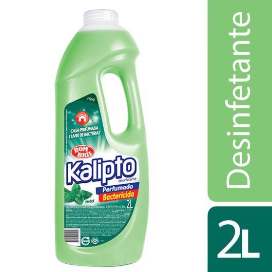 Desinfetante Kalipto herbal 2L - Imagem em destaque
