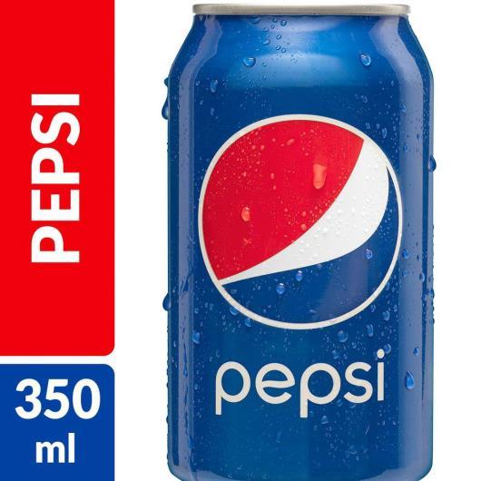 Refrigerante Pepsi lata 350ml