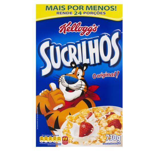 Cereal matinal kellogg's sucrilhos 730g - Imagem em destaque