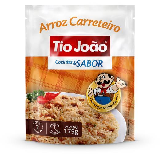 Arroz Tio João cozinha sabor carreteiro 175g - Imagem em destaque