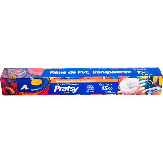 Filme PVC Pratsy 15m - Imagem em destaque