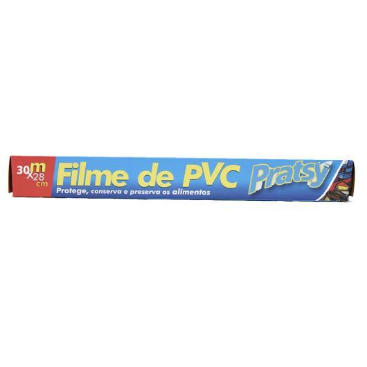 Filme PVC Pratsy 30m - Imagem em destaque