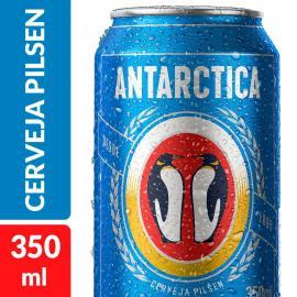 Cerveja Antarctica 350 ML Lata