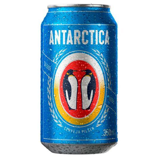 Cerveja Antarctica Pilsen 350ml Lata - Imagem em destaque