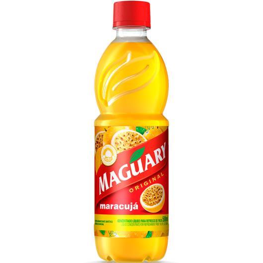 Suco concentrado sabor maracujá Maguary 500ml - Imagem em destaque