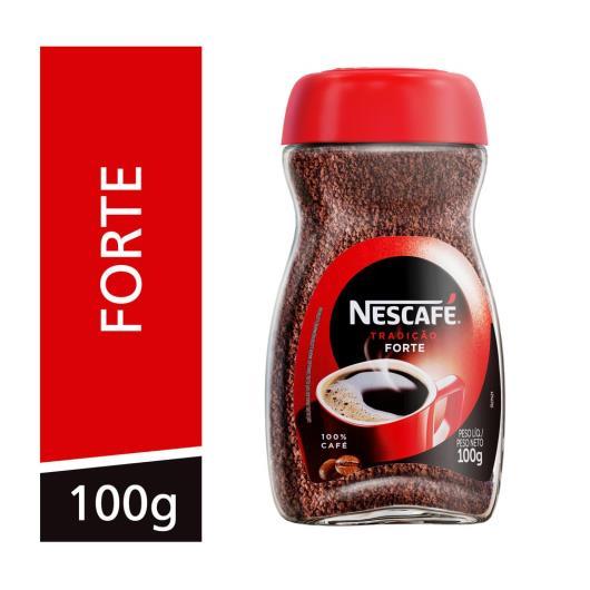 Café Solúvel NESCAFÉ Tradição 100g - Imagem em destaque