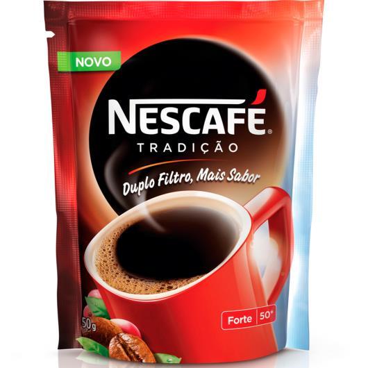 Café Solúvel NESCAFÉ Tradição 50g - Imagem em destaque