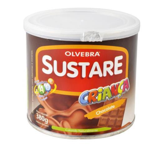 Sustare chocolate criança Olvebra 380g - Imagem em destaque